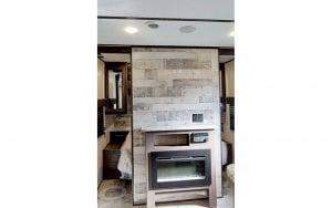 Interior rental RV